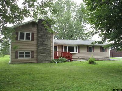 Saratoga County Single Family Home For Sale: 311 Fortsville Rd