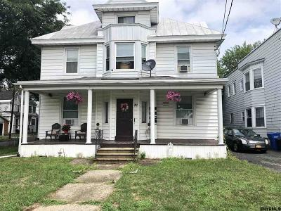 Albany NY Multi Family Home New: $215,000