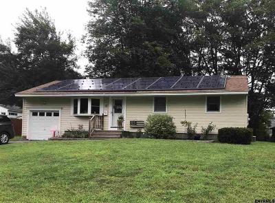 Guilderland Single Family Home For Sale: 29 Ronald Pl