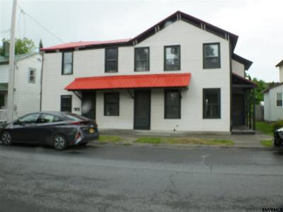 Saratoga County Rental For Rent: 55 South Franklin St