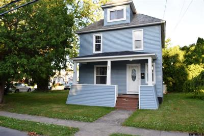 Scotia Single Family Home For Sale: 201 South Reynolds St