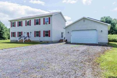 Benson, Broadalbin, Day, Edinburg, Hadley, Hope, Mayfield, Mayfield Tov, Northampton Tov, Northville, Providence Single Family Home For Sale: 864 County Highway 138