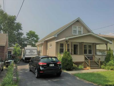 Schenectady Single Family Home New: 752 Florence Av
