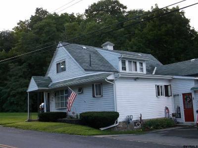 Amsterdam Single Family Home For Sale: 306 Florida Av