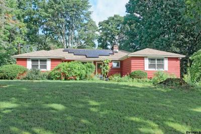 Niskayuna Single Family Home For Sale: 913 Ash Tree La