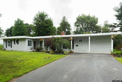 Colonie Single Family Home New: 4 Buchman Dr