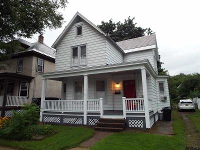 Schenectady NY Single Family Home New: $134,900