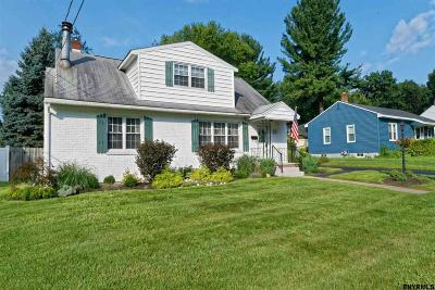 Colonie Single Family Home For Sale: 18 Cottonwood Pl