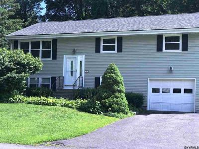 Albany NY Single Family Home For Sale: $238,900
