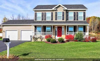 Saratoga County Single Family Home For Sale: 3 Gurba Dr