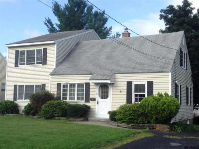 Cohoes Single Family Home New: 44 Pleasant Ct