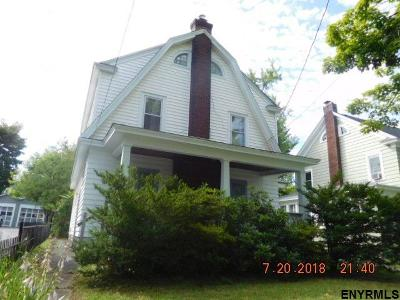 Schenectady Single Family Home New: 1126 Ardsley Rd