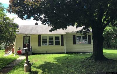Albany County, Columbia County, Greene County, Fulton County, Montgomery County, Rensselaer County, Saratoga County, Schenectady County, Schoharie County, Warren County, Washington County Single Family Home Price Change: 37 Center St
