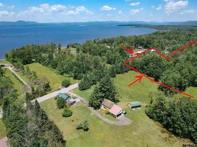 Broadalbin Residential Lots & Land New: 898a County Highway 110