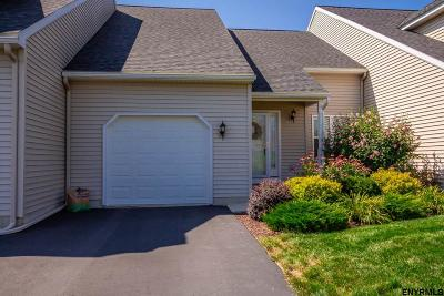 Saratoga County Single Family Home For Sale: 17b Pointe West Dr