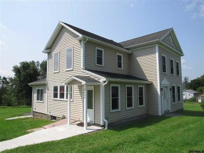 Esperance Single Family Home New: 3640 State Highway 20