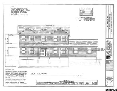 Saratoga County Single Family Home New: 29a Little Dr