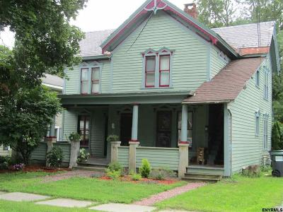 Two Family Home Sold: 181 South St