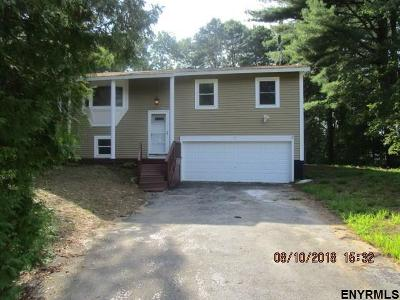 Saratoga County Single Family Home For Sale: 30 Red Coach Tr
