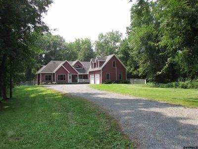 Single Family Home New: 556 Krumkill Rd