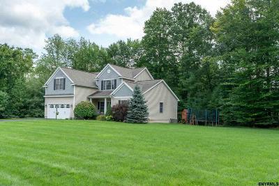 Saratoga County Single Family Home New: 2 Caitlin Ct