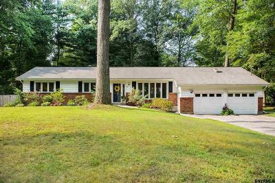 Clifton Park NY Single Family Home New: $289,900