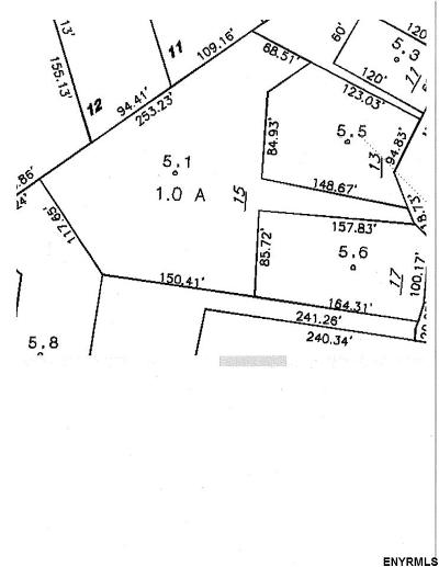 Residential Lots & Land For Sale: 15 Hartman Rd