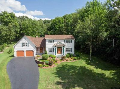 Albany County, Columbia County, Greene County, Fulton County, Montgomery County, Rensselaer County, Saratoga County, Schenectady County, Schoharie County, Warren County, Washington County Single Family Home New: 61 Bradt Rd