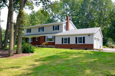 Clifton Park Single Family Home New: 19 Firestone La