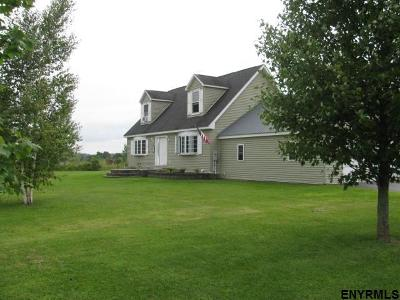 Johnstown Single Family Home For Sale: 171 County Highway 131
