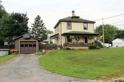 Saratoga County Single Family Home New: 36 Heath St