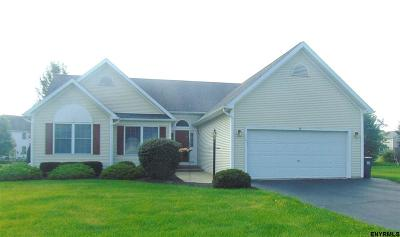 Clifton Park NY Single Family Home New: $315,000