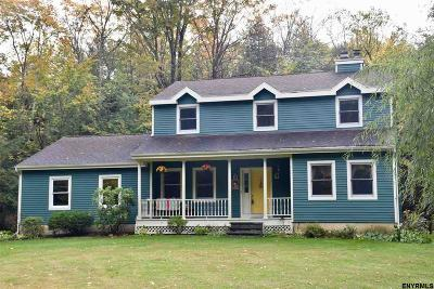 Saratoga County Single Family Home New: 1480 Division St
