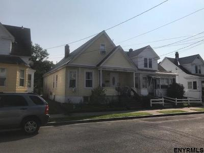 Schenectady Single Family Home New: 1038 Strong St