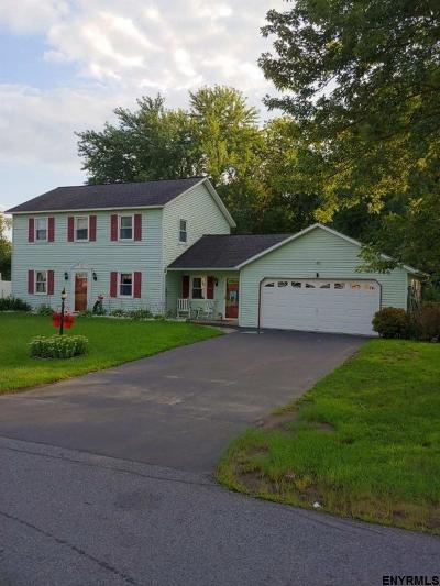 Albany County, Columbia County, Greene County, Fulton County, Montgomery County, Rensselaer County, Saratoga County, Schenectady County, Schoharie County, Warren County, Washington County Single Family Home New: 23 Gurba Dr