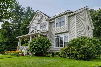 Saratoga County Single Family Home New: 30 Tyler Dr