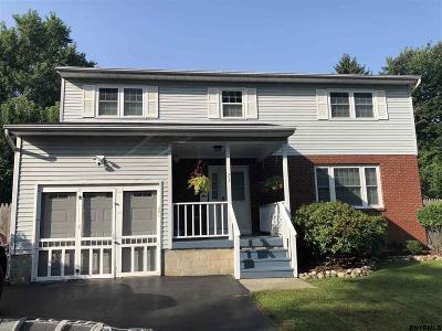 East Greenbush Single Family Home New: 23 Vermont Av