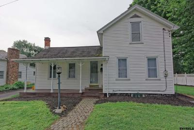 Ballston Spa Single Family Home New: 39 Hannum St