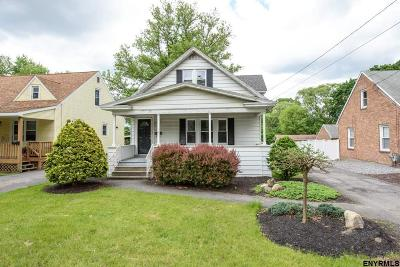 Schenectady Single Family Home New: 1944 Helderberg Av