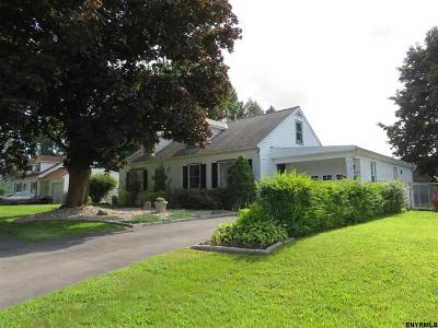 Schenectady County Single Family Home New: 1085 Roberta Rd