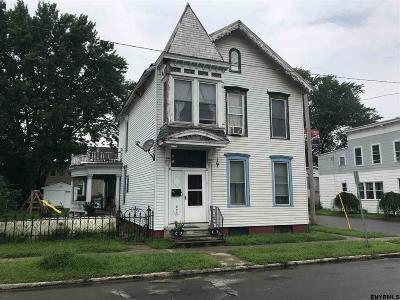 Troy Single Family Home New: 693 5th Av