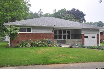 Albany NY Single Family Home New: $239,900