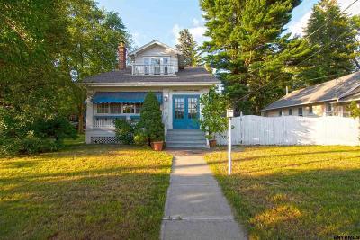 Albany County Single Family Home New: 1437 Western Av