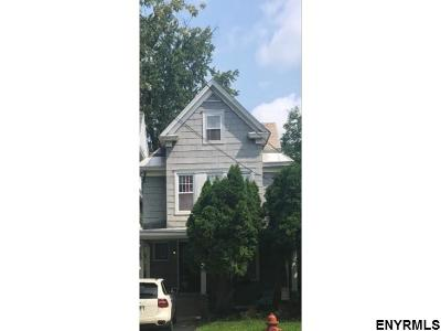 Schenectady County Single Family Home New: 1209 Union St