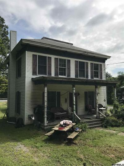 Rensselaer County Single Family Home New: 28 S Main St