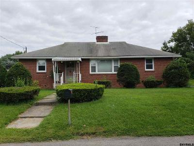 Albany NY Single Family Home New: $120,000