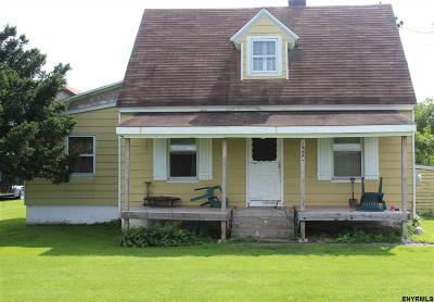 Johnstown NY Single Family Home For Sale: $45,000