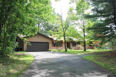 East Greenbush Single Family Home For Sale: 26 New Rd