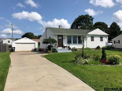 Albany County, Columbia County, Greene County, Fulton County, Montgomery County, Rensselaer County, Saratoga County, Schenectady County, Schoharie County, Warren County, Washington County Single Family Home New: 10 Terri Av
