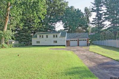 Albany County, Columbia County, Greene County, Fulton County, Montgomery County, Rensselaer County, Saratoga County, Schenectady County, Schoharie County, Warren County, Washington County Single Family Home New: 6391 Zorn Rd